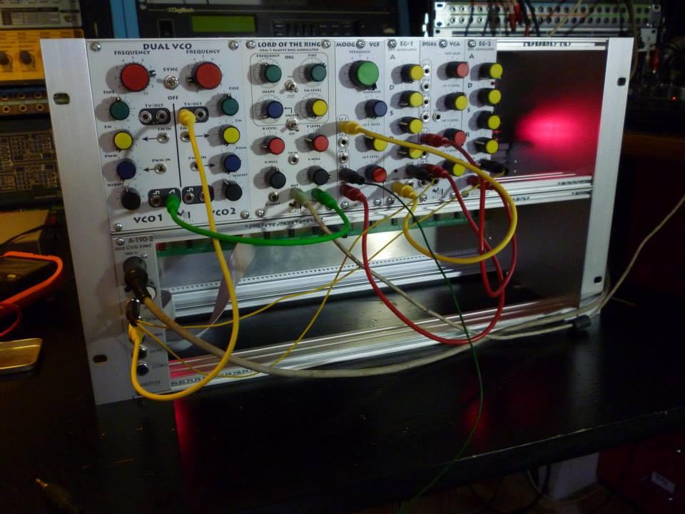 White Sound Modular